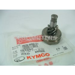 Kymco berugóracsni, 50ccm 4T