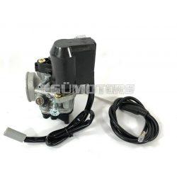 Karburátor elektromos szivatóval, bowdennel, 17,5 PHVA ED