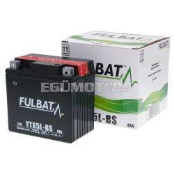 Fulbat zselés akkumlátor YTX5L-BS