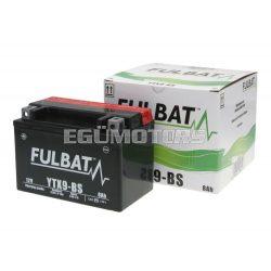 Fulbat zselés akkumulátor, YTX9-BS