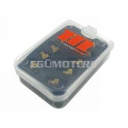 Motoforce Racing Főfúvóka készlet, DellOrto M5, 50-72