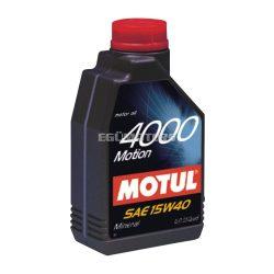 Motul Motion4000 4T motorolaj, 15W40, 1 liter