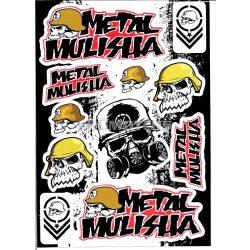 Metal Mulisha I matrica szett