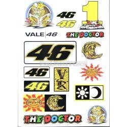 Rossi original matrica szett