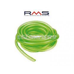 RMS benzincső / műszakicső, 4x7