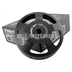 Stage6 R/T CNC kuplungharang, Minarelli (107mm, 433gr)