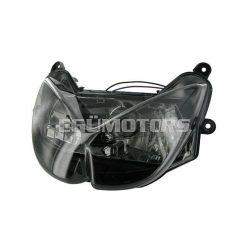 STR8 Első lámpa, Black-Line, Aerox/Nitro
