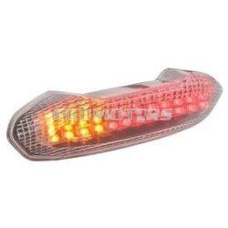 STR8 Led-es hátsó lámpa, indexekkel, NRG Power