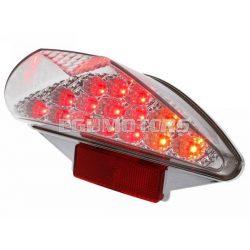 STR8 LED hátsó lámpa irányjelzővel, Aerox