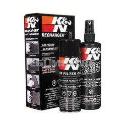 K&N Sportlégszűrő tisztitó készlet