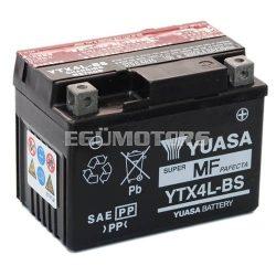 Yuasa zselés akkumulátor YTX4L-BS