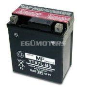 MCN zselés akkumlátor YTX7L-BS